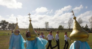 танец церквей